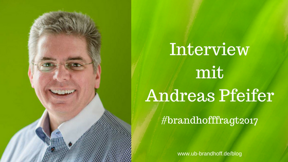 Interview mit Andreas Pfeifer
