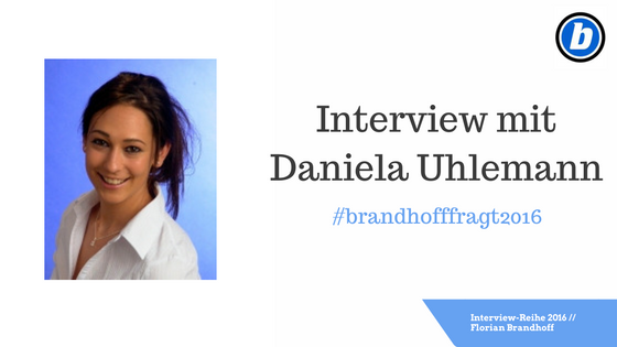 Interview mit Daniela Uhlemann