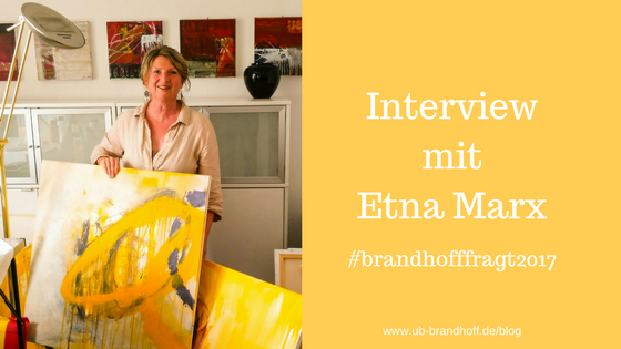 Interview mit Etna Marx