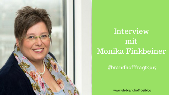 Interview mit Monika Finkbeiner
