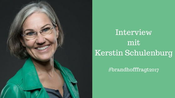 Interview mit Kerstin Schulenburg
